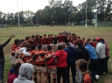 resultado rugby juvenil y M17 CAMPEONA DE GI