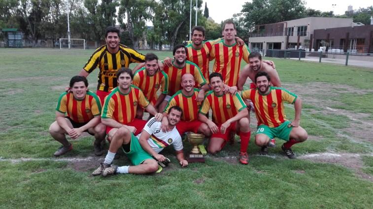 La Brigada FC campeón!