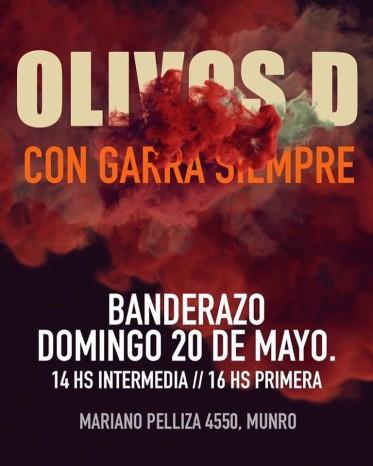 """#HOCKEY Linea """"D"""" FORMACIÓN Y HORARIOS (vs SITAS) – BANDERAZO"""