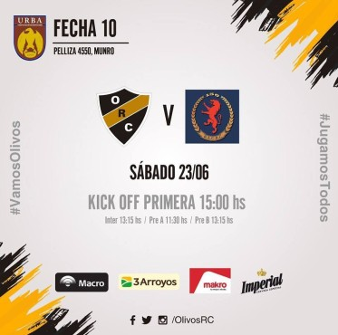 #RUGBY PREVIA vs BUENOS AIRES (23/6/18)