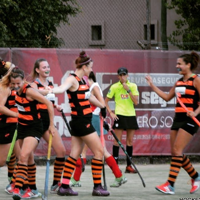 "#HOCKEY Linea ""A"" RESULTADOS (vs REGATAS B.V.)"
