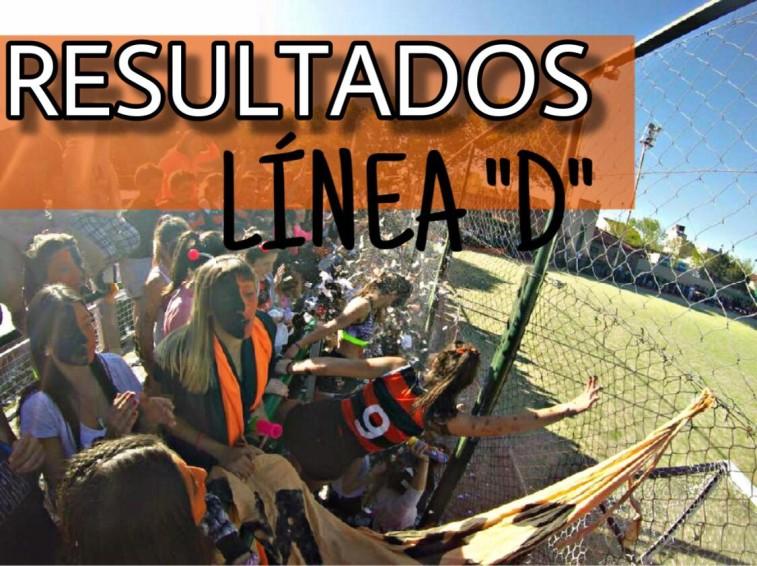 """#HOCKEY LINEA """"D"""" RESULTADOS 19/10 (LA MATANZA)"""