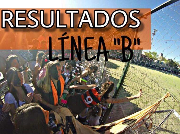 """#HOCKEY LINEA """"B"""" RESULTADOS 14/9 (CUBA)"""