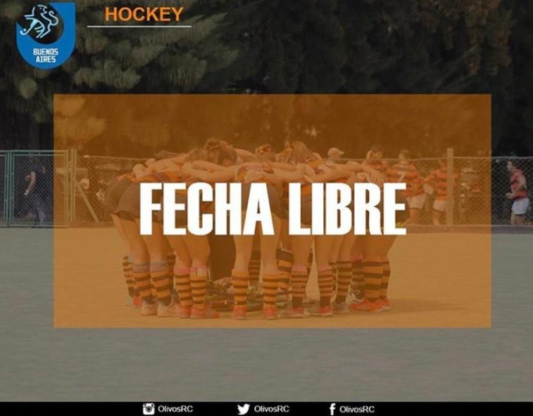 #HOCKEY FECHA LIBRE 20 y 21 de Abril
