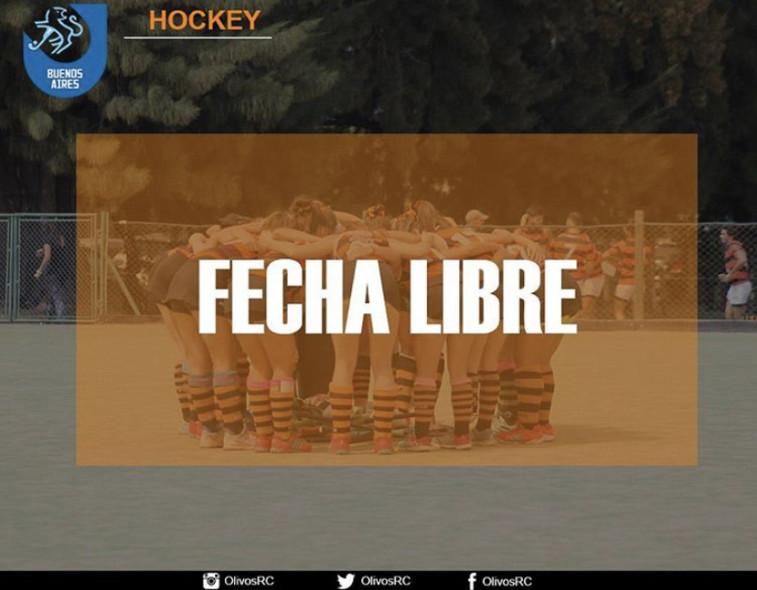 #HOCKEY FECHA LIBRE