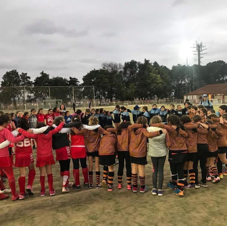 #HOCKEY Gira de menores a Córdoba