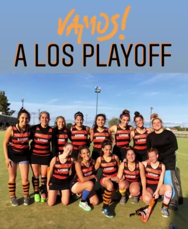 "#HOCKEY LINEA ""C"" EN LOS PLAY OFFS"