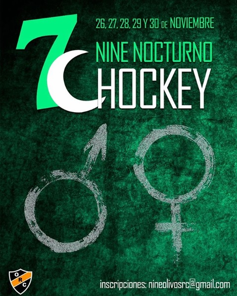 NINE NOCTURNO DE HOCKEY 2019