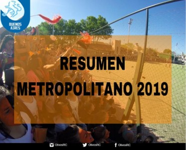 #HOCKEY RESUMEN METROPOLITANO 2019
