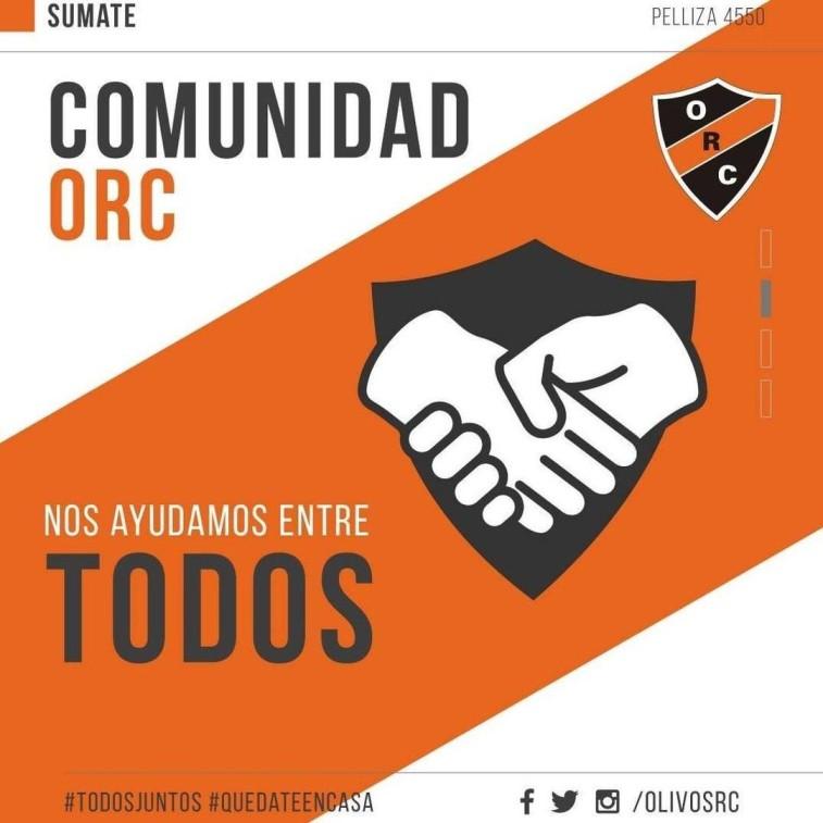 #ComunidadORC