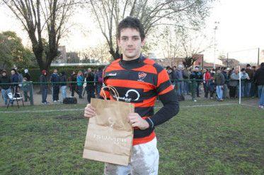 Tomás Aso – El jugador de la fecha