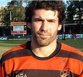 Gonzalo Santos en Rugby Show!