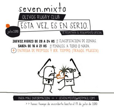 IVº Seven Mixto Hockey