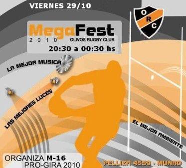 Fiesta Pro Gira M-16