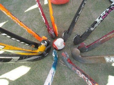 Gran sábado de hockey