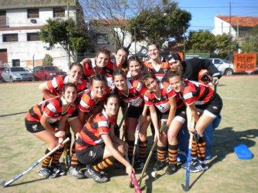Hockey – Olivos A dio el primer paso