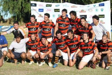 Olivos Seven campeón en la Isla