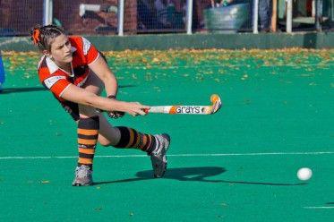 Hockey línea A – Victoria y punta