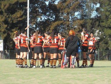 Hockey línea B – Empate en La Plata