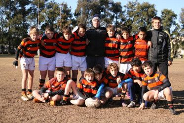 Fotos M-12 vs. Hurling