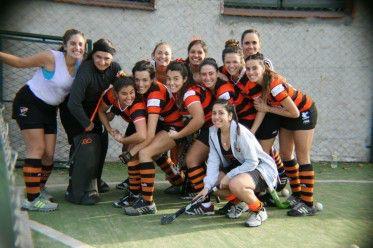 Hockey Línea B – Igualdad en La Plata