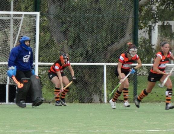 Hockey Línea B – Victoria en el sur